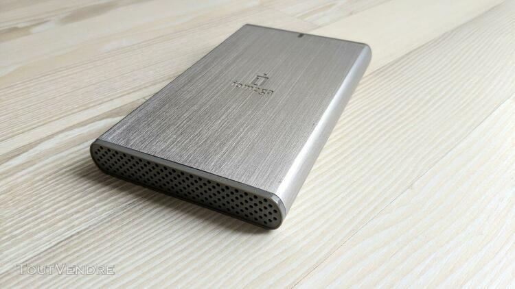 Iomega prestige portable - disque dur - 320 go - externe (po