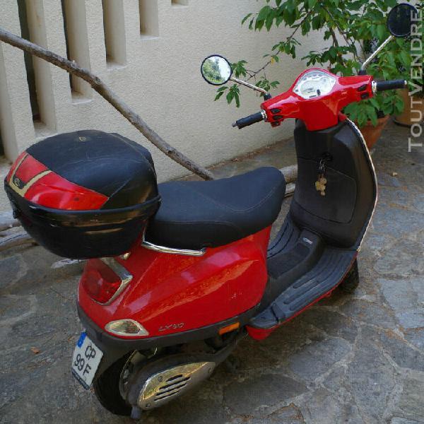 scooter vespa piaggio lx 50 2t