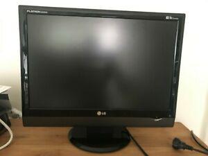 Televiseur lg flatron m228wd-bz lcd 22 fonction tv