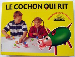 Le cochon qui rit - 4 joueurs - jeux michel - complet