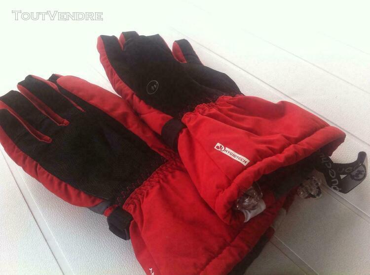 Gants de ski quechua