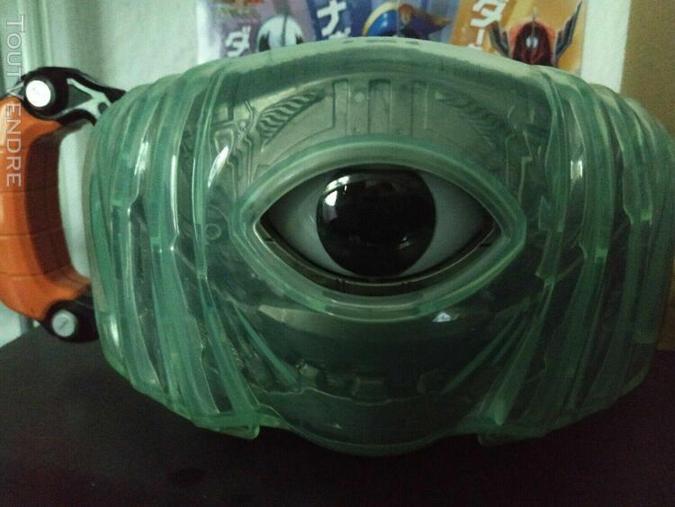 Kamen rider dx ghost driver + mega ulorder + 25 eyecon