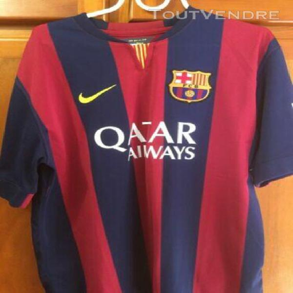 Maillot foot ancien barcelone numero 11 neymar taille xl