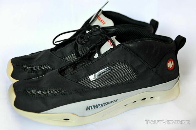 New murphy & nye sailing shoes emirates team new zealand ame