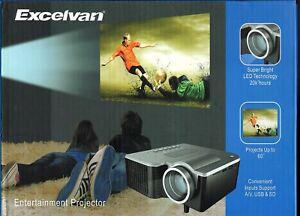 1080p lcd led projector home cinema theater multimedia