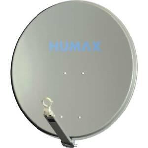 Antenne sat 90 cm humax 90 pro matériau du réflecteur: