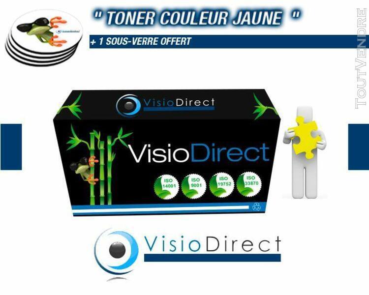 Toner cartouche d'encre laser q5952a jaune 10000 pages