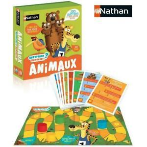 Nathan questions reponses - les animaux
