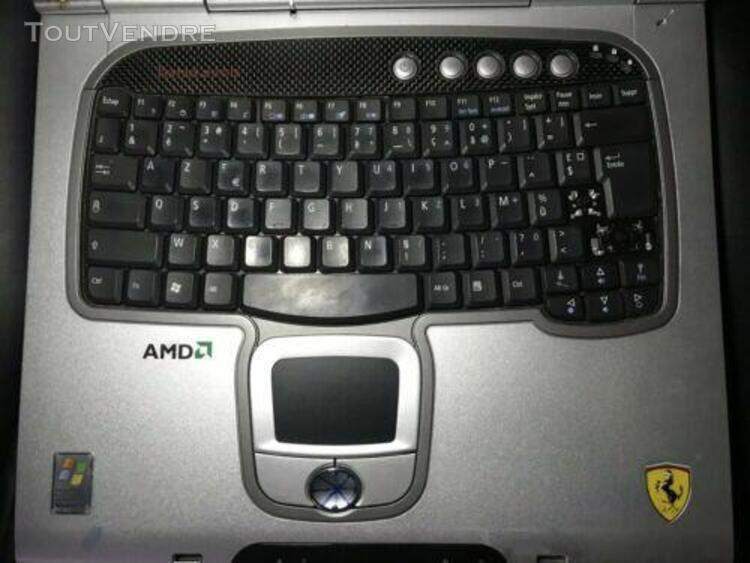 Ordinateur portable acer ferrari 3200 series z15 ***hs***