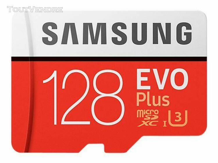 Samsung evo plus mb-mc128g - carte mémoire flash