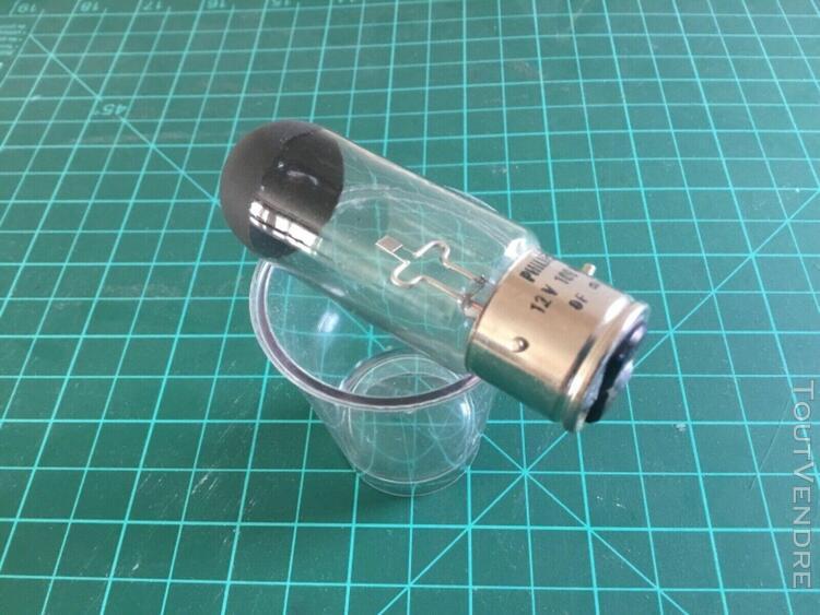 Ampoule projecteur diapo ancien lampe 100 w 12 v modèle ba