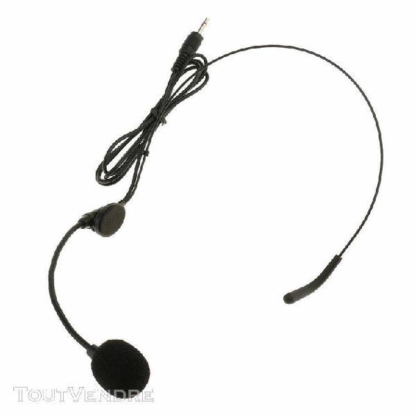 casque d'oreille professionnel Écouteurs micro cravate sans