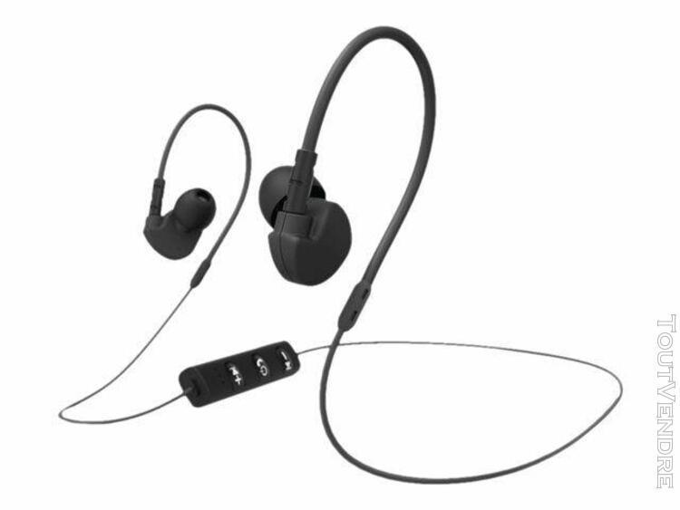 "Hama """"run bt"""" clip-on sports earphones - micro-casque - in"
