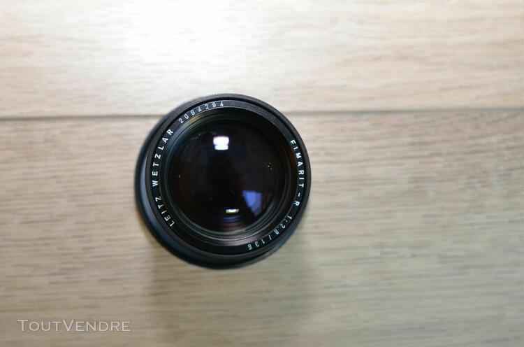 Leica leitz wetzlar elmarit - r 1:2.8 135 mm