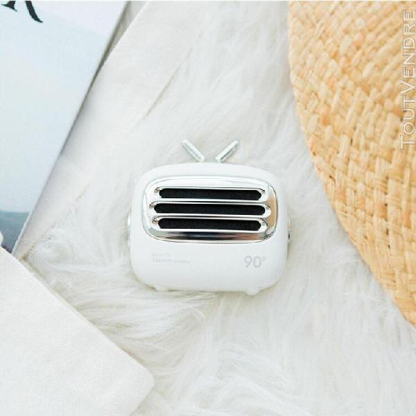 Portable mini haut-parleur sans fil lecteur mp3 appel usb mi