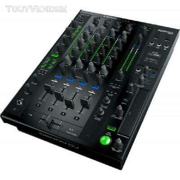 Table de mixage denon x1800 prime 4 voies usb dsp 12 effets
