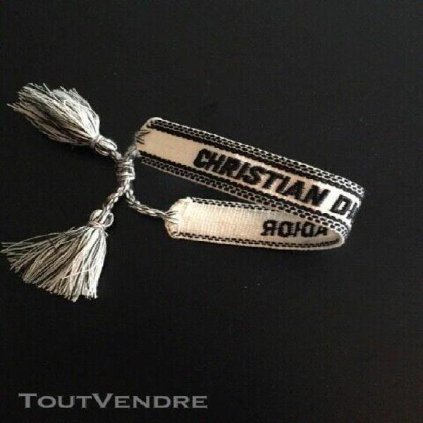 Bracelet bresilien dior neuf