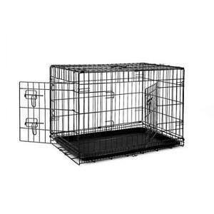Dibea dc00492, cage de transport pour chiens et petits (l)