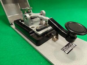 German junker key manipulateur morse key telegraph cw radio