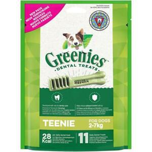Greenies friandises pour chien mini 2-7 kg, 66 sticks
