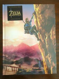 Guide officiel the legend of zelda breath of the wild neuf