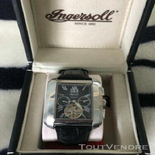 Ingersoll geogia in8200 automatic limited edition