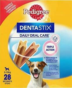 Pedigree dentastix - friandises pour petit chien, 112