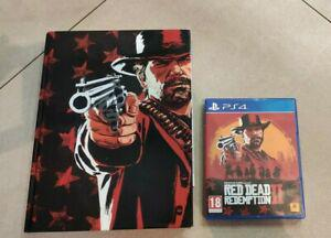 Red dead redemption 2 le jeux+ guide collector en français