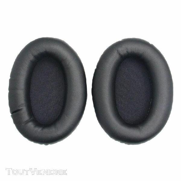2 coussinets d'oreille de remplacement pour kingston khx-hsc