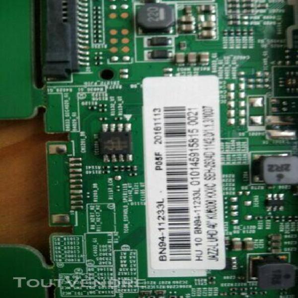 Carte mère tv samsung bn94-11233l