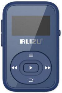 Clip lecteur mp3 bluetooth ruizu x26 8 go avec écran 30