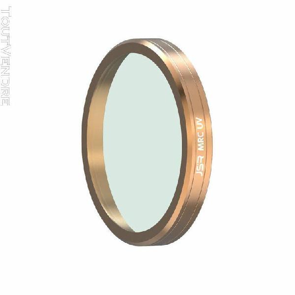 filtre filtres objectif de protection sous l'eau pour dji os
