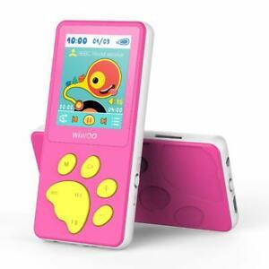 Lecteur mp3 enfant, clés paume d'ours mp3 enfant avec