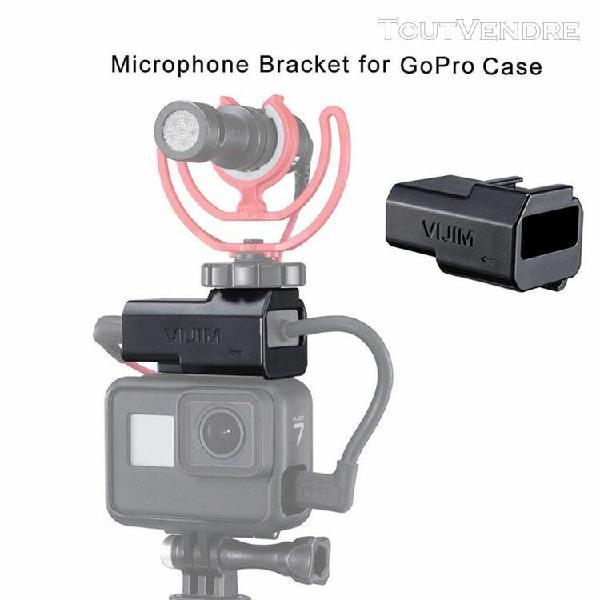 support de microphone adaptateur de sortie rapide pour go-pr