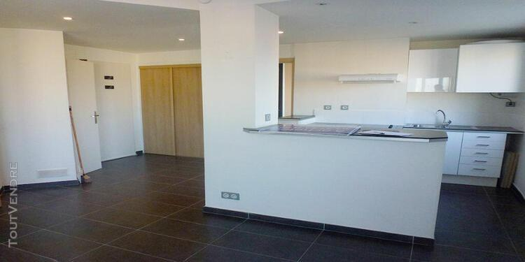 Appartement t2 gratte-ciel
