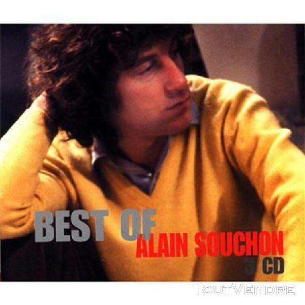 best of alain souchon