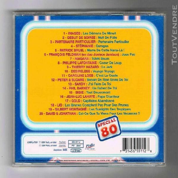 Les années tubes -cd- spécial