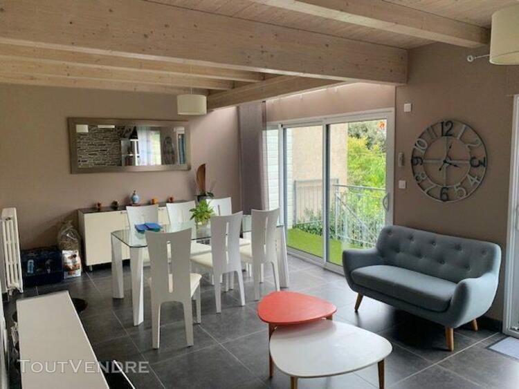 Maison avec jardin (meublée)