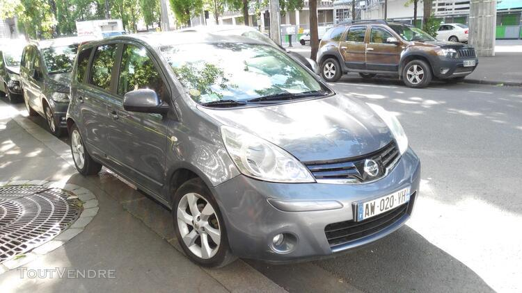 Nissan note life plus