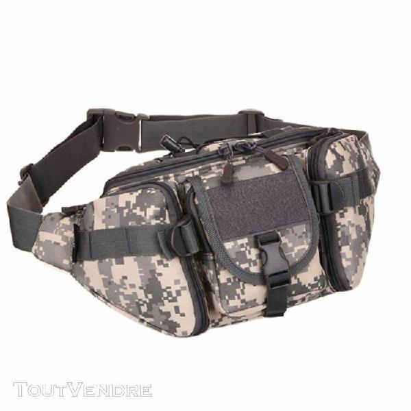 Utilitaire taille tactique paquet pouch sac militaire campin