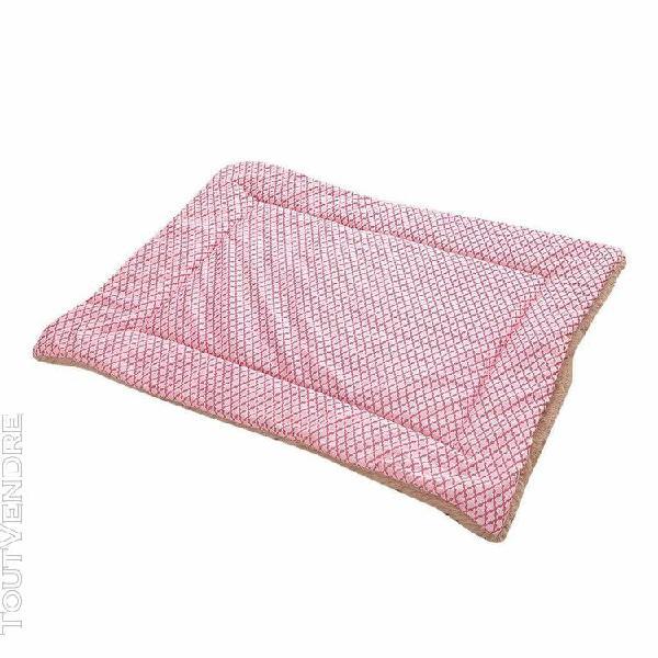 Animaux en peluche nouveau court lit mat matelas réchauffer