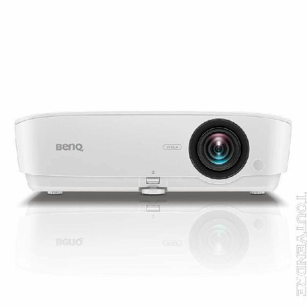 benq 9h.jjv77.33e mx535 xga vidéoprojecteur blanc