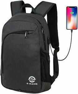 E-manis sac à dos ordinateur portable