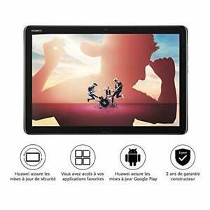 "Huawei mediapad m5 lite 10 wi-fi tablette tactile 10.1"" gris"