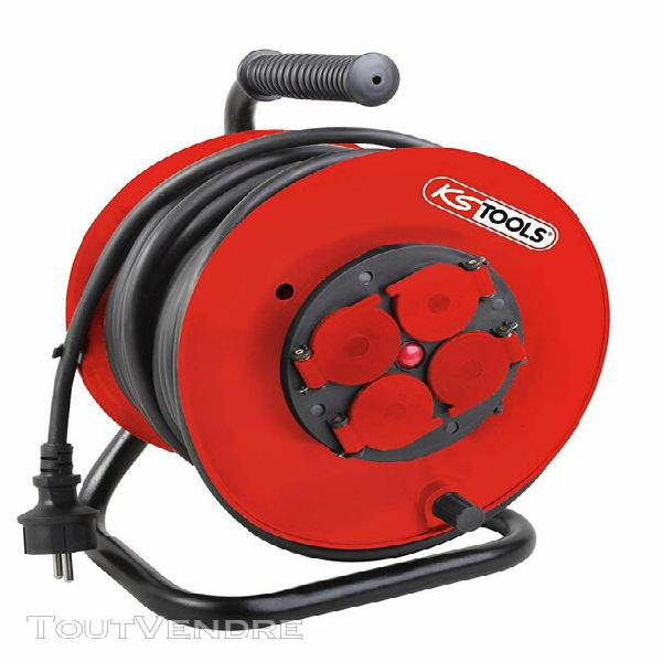 ks tools 150.4223 enrouleur électrique sur touret,