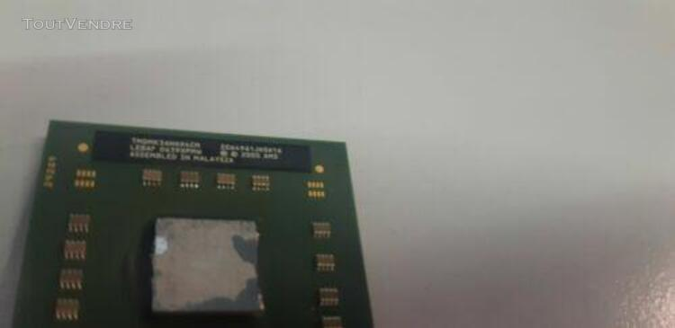 Processeur amd turion 64 2ghz mobile technology tmdmk36ha