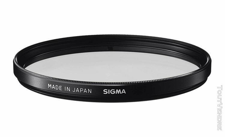 sigma filtre uv wr 82 mm