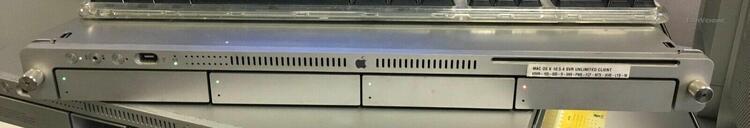 Stockage réseau 9 to apple xserve ppc / baie raid promise