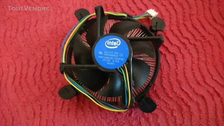 Ventilateur / ventirad intel socket 1150/1155/1156 e97379-00