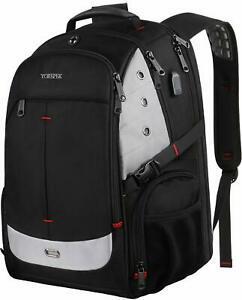 Yorepek sac à dos ordinateur portable 17 pouces,sac a dos